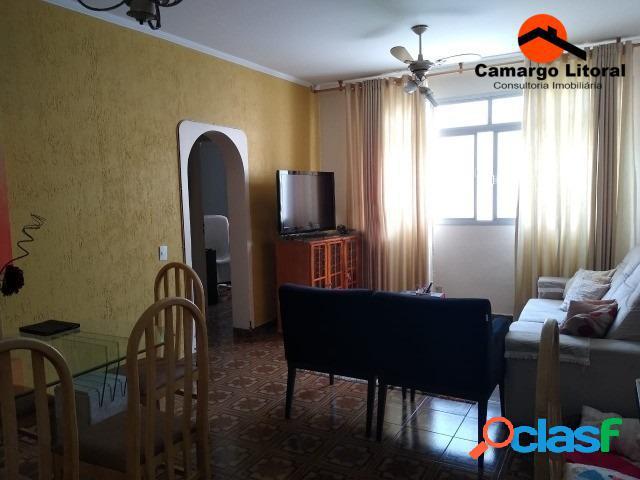 Apartamento 2 dormitórios - bairro josé menino em santos - sp