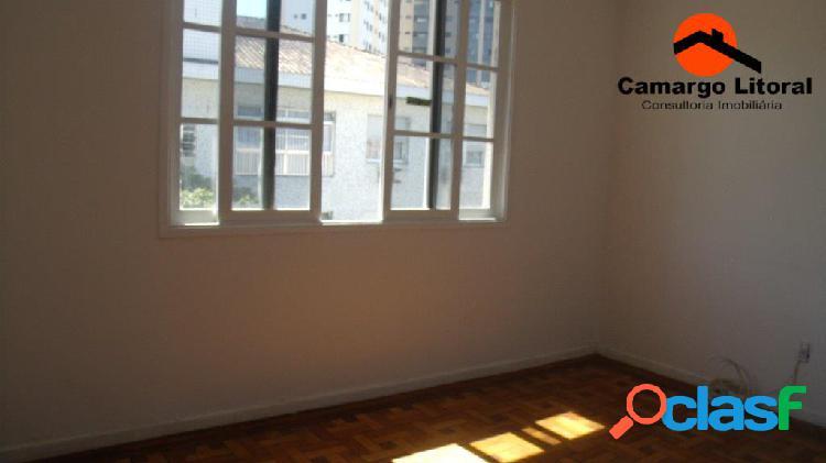 Apartamento em Santos no Bairro Embaré - Santos - SP