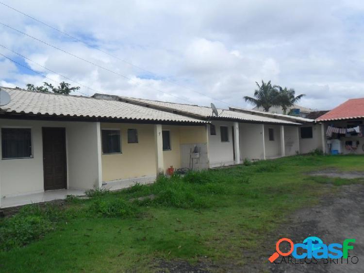 Alugo casas pequenas - quarto, sala, coz. e banheiro