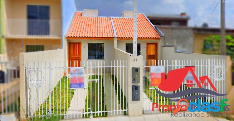 Casa com 2 quartos no bairro campo do santana oferta
