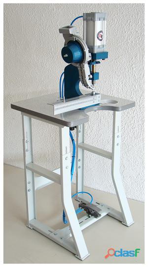 máquina aplicadora de ilhós devitor máquinas