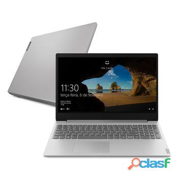 Notebook lenovo ultrafino ideapad s145 core i3 8130u 4gb 1tb