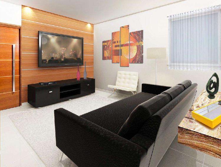 Apartamento, caiçaras, 2 quartos, 2 vagas, 1 suíte
