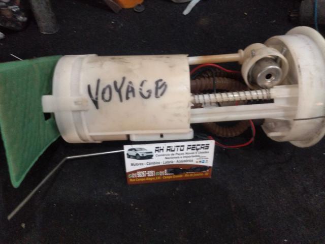 B bomba de combustível do voyage