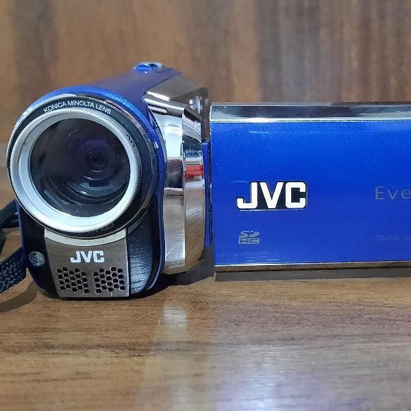 Câmera filmadora jvc everio gz-ms120