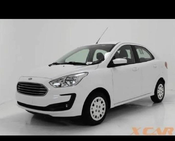 Ford ka 1.5 ti-vct flex se plus sedan aut.