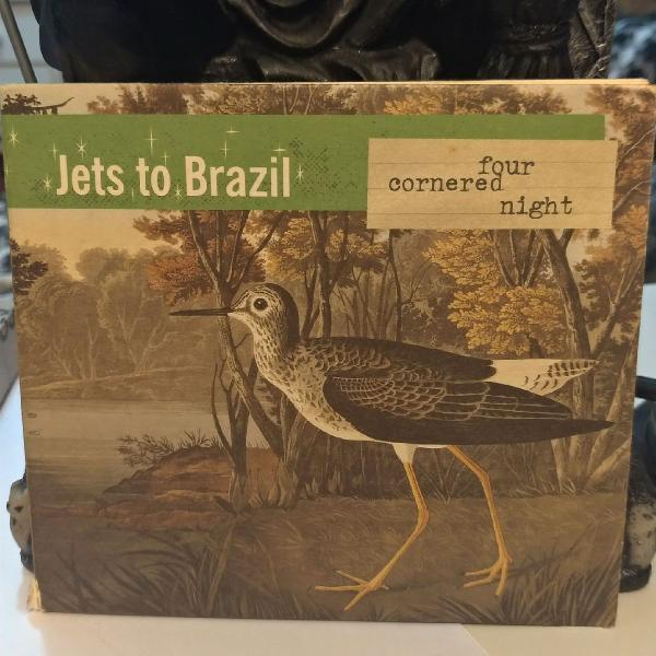 Jets to brazil - four cornered night - cd importado!