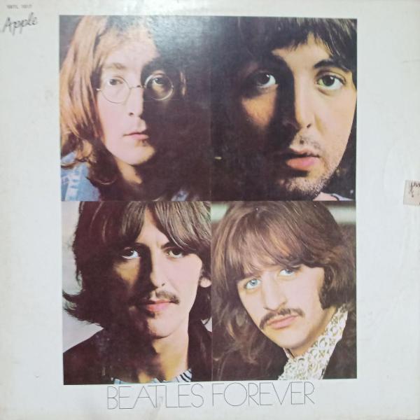 Lp vinil beatles 1972