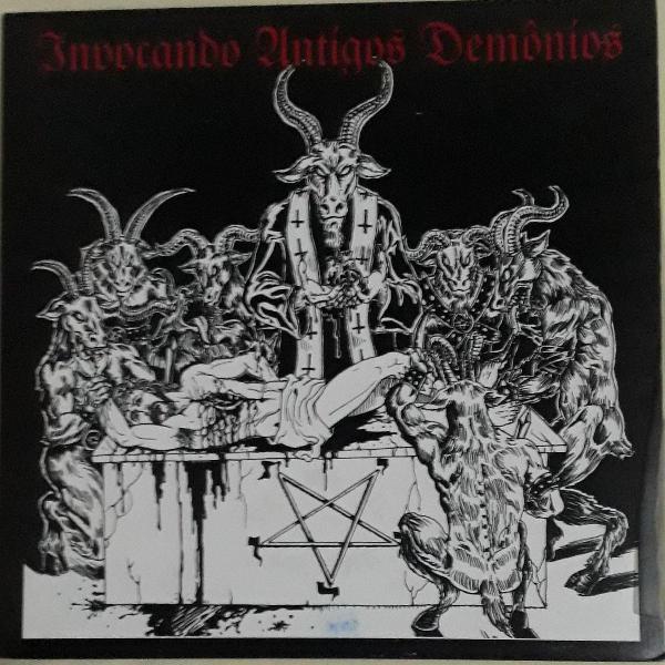 Lp invocando antigos demônios