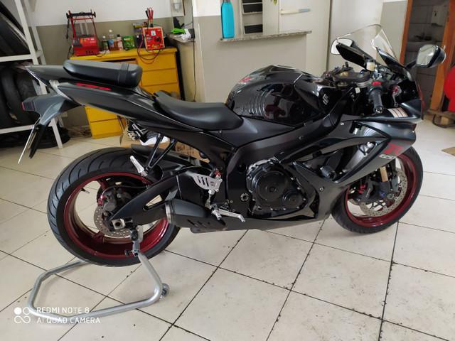 Suzuki srad 750cc 2009