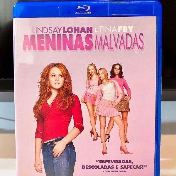 Blu-ray meninas malvadas - nacional - mean girls