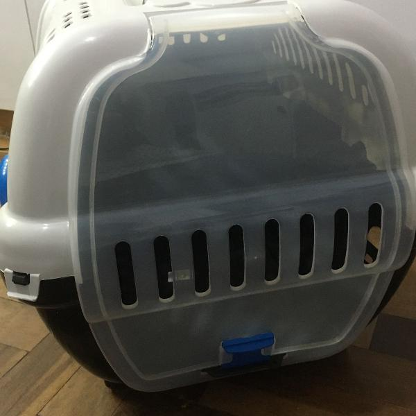 Caixa de transporte cães