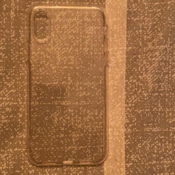 Case transparente iphone x ou xs