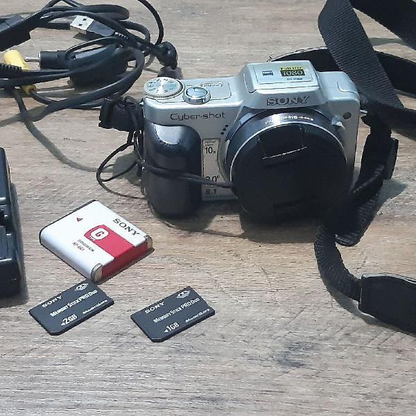 Câmera sony