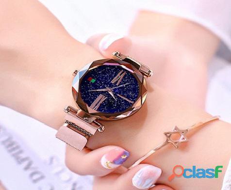 Relógio Sky Star Céu Estrelado 1