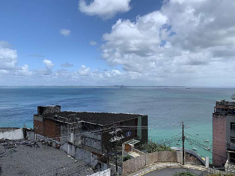 Apartamento oportunidade campo grande vista mar