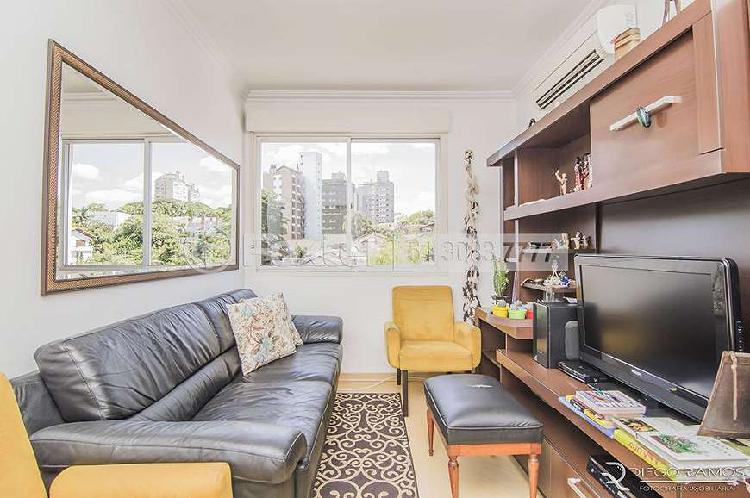Apartamento de 1 dormitório em excelente localização por