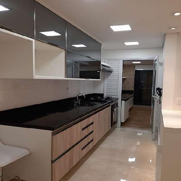 Apartamento de 3 dormitórios com suíte e terraço gourmet