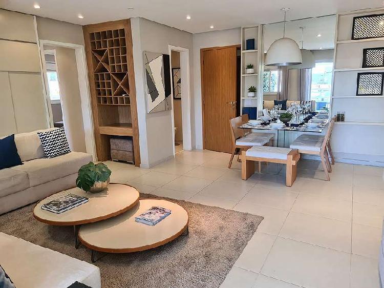 Apartamento para venda com 126 metros quadrados com 3