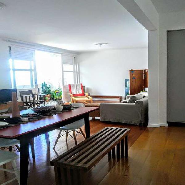 Apartamento para venda possui 145 metros quadrados com 3