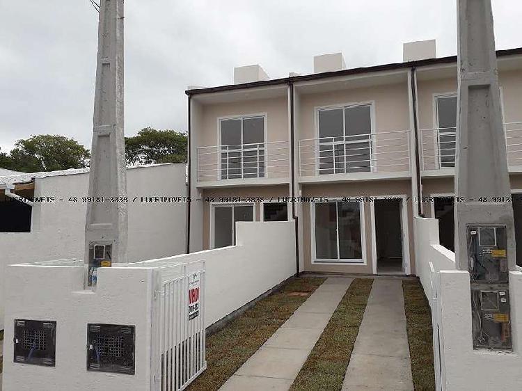 Casa para venda em são josé, potecas, 2 dormitórios, 1