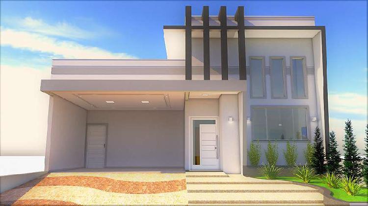 Linda casa de condomínio para venda com 3 quartos com