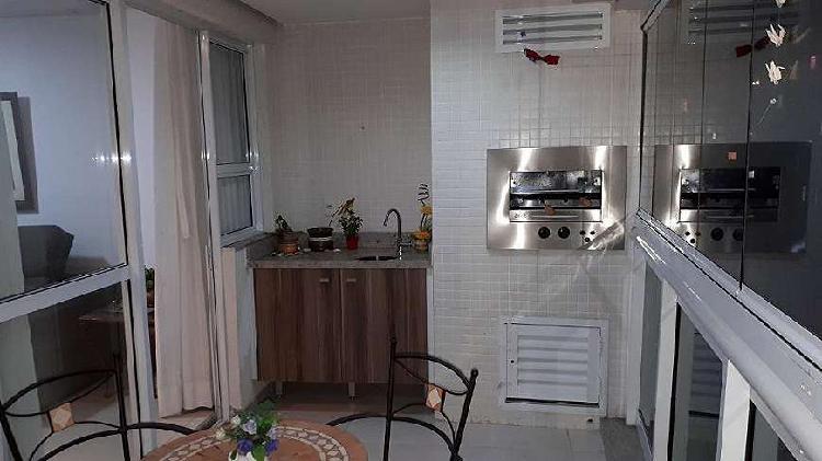 Maravilhoso apartamento, em condomínio club, 4 quartos 2