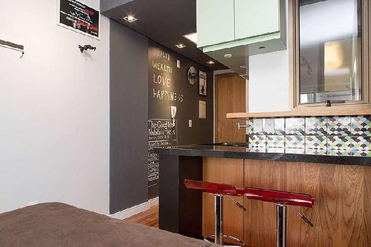 Studio/loft para venda centro histórico - poa