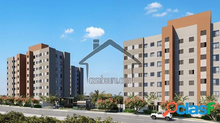 Vende apartamento reserva nações bauru