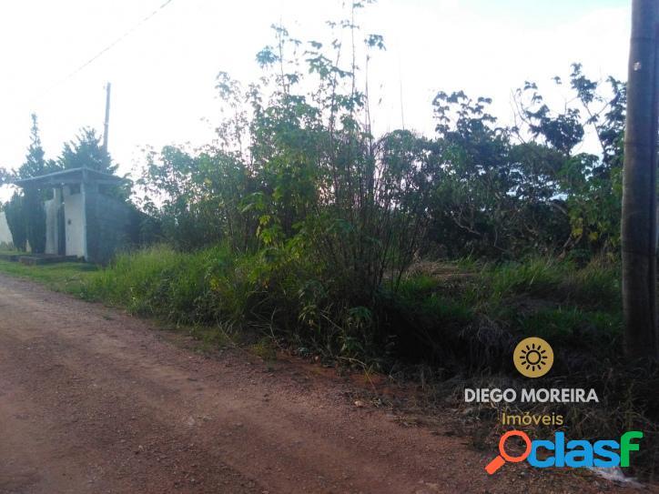 Terreno á venda com linda vista panorâmica - 1.500 m²