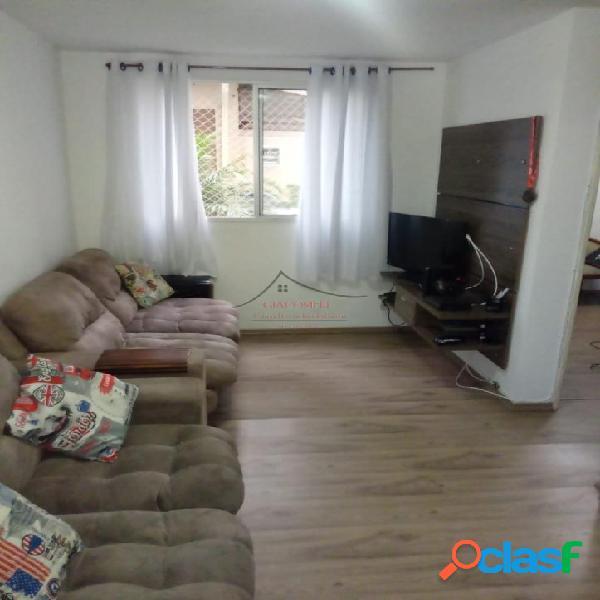 Apartamento no condomínio - spazio san juliano- jardim santa terezinha