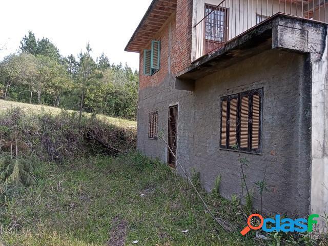 Sítio de 2 hectares, casa com 2 pisos com terraço, fiúza, viamão