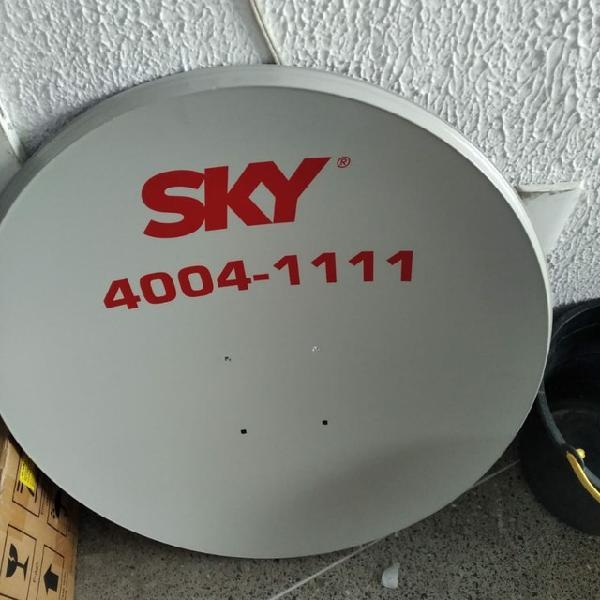 Antenas sky claro az box