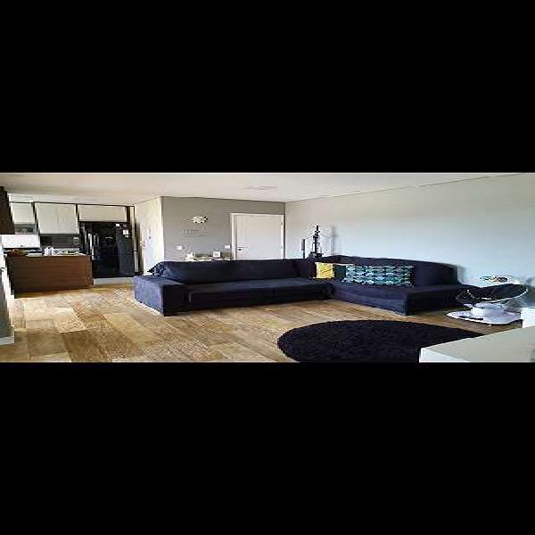 Apartamento para venda tem 83 metros quadrados com 3 quartos