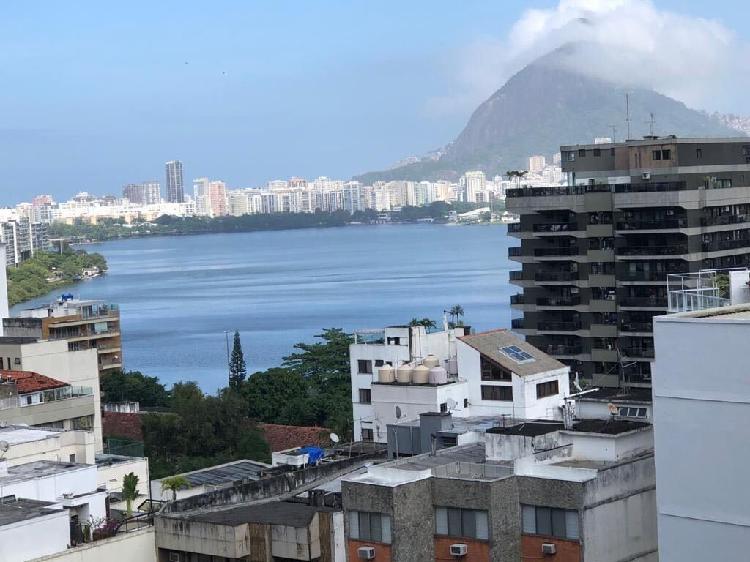 Apartamento à venda no lagoa - rio de janeiro, rj. im318288