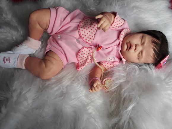 Bebê reborn talita (encomenda)