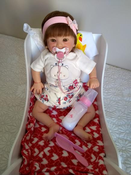 Bebê reborn bebês quase reais