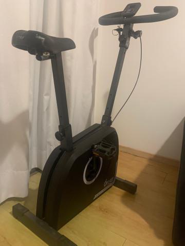 Bicicleta ergométrica vertical dream fitness ex550