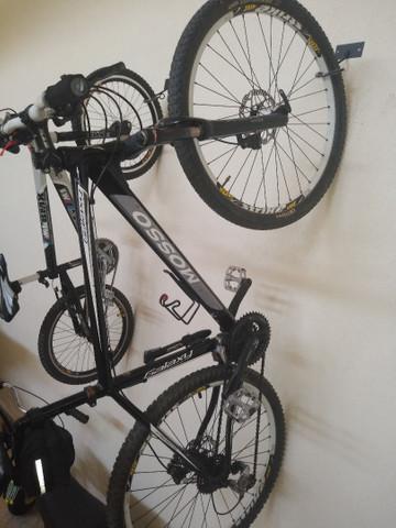 Bike mosso freio hidráulico