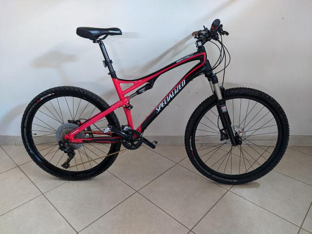 Bike specialized full 27,5 tam m