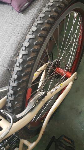 Bike monaco alumínio aro 26