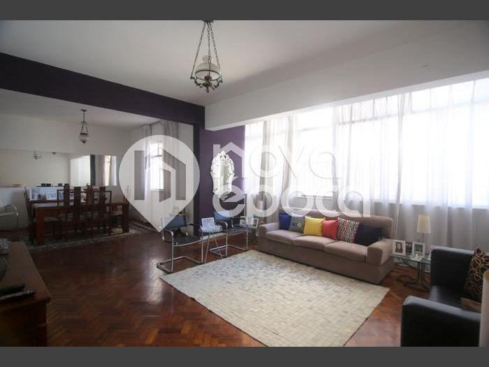 Botafogo, 3 quartos, 136 m² rua voluntários da pátria,