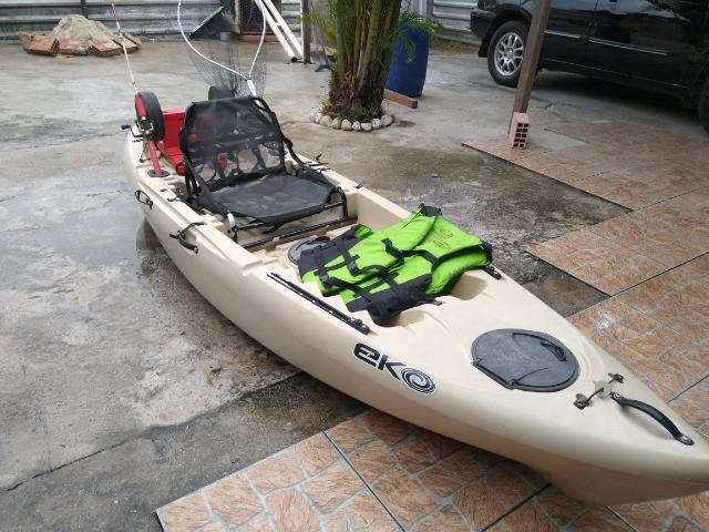 Caiaque kaiman 100 hidro ecko