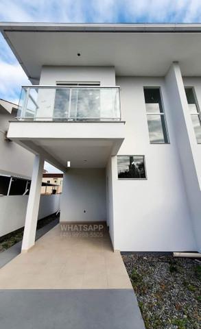 Casa com 2 suítes bairro nova palhoça