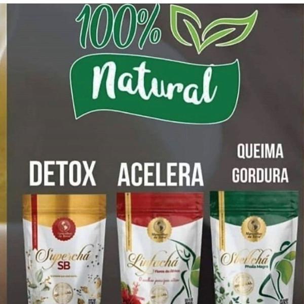 Chá sb original natural