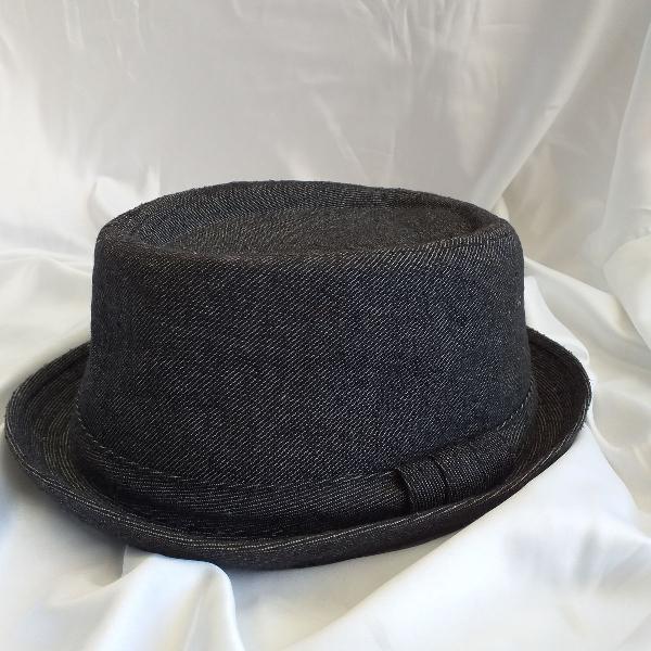 Chapéu mescla cinza