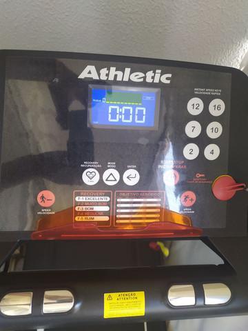 Esteira elétrica athletic racer - 16