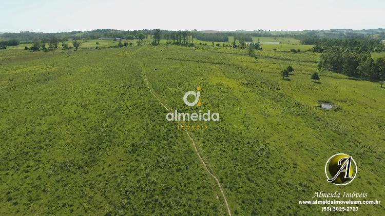 Fazenda/sítio/chácara/haras à venda no zona rural - santa