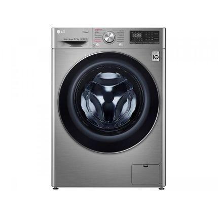 Lava e seca lg 11kg vc4 cv5011ts4 - inteligência artificial