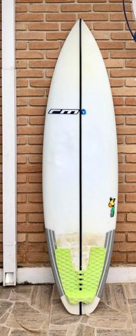Prancha de surf ricardo martins 5.10 zerada!!!